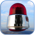 Police siren remix icon