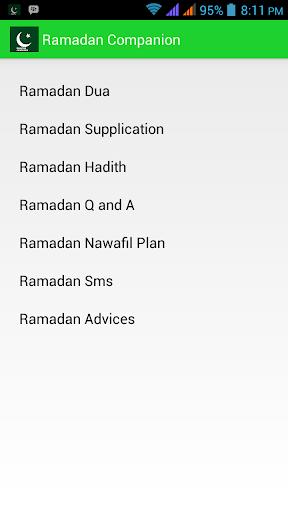 Ramadan Companion