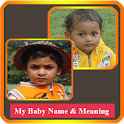 My Baby Name & Meaning Pro icon