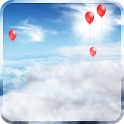 Blue Skies Free Live Wallpaper icon