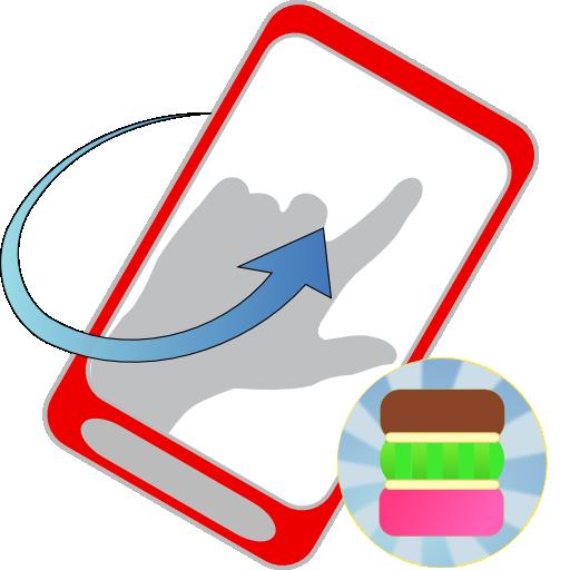 Left Handed Auto Rotate Free 工具 App LOGO-APP試玩