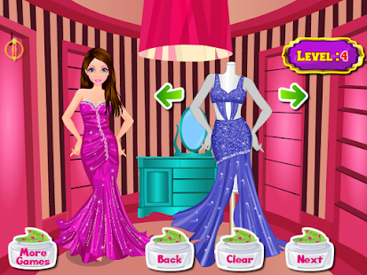 relaxing salon girls games- screenshot thumbnail
