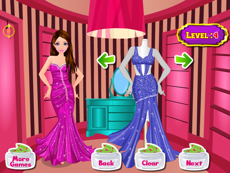 relaxing salon girls games- screenshot