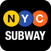 MTA Subway Map - New York City