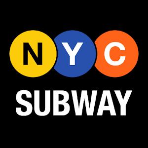 MTA Subway Map - New York City