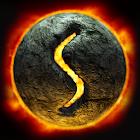 Snake Galaxy icon