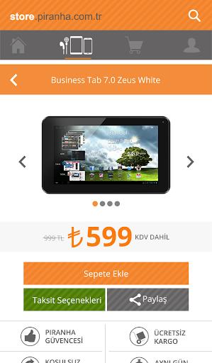 【免費購物App】Store Piranha-APP點子