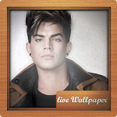 Adam Lambert Live Wallpaper