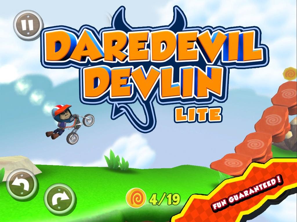 Daredevil Devlin Lite- screenshot