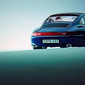 Porsche 993 Carrera 4s  GT Spirit by Michael Gunawan - Transportation Automobiles
