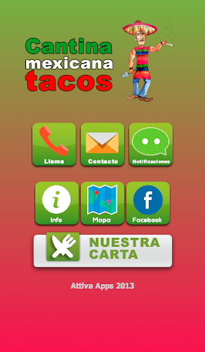Cantina mexicana tacos