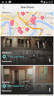 New Orleans City Guide- screenshot thumbnail