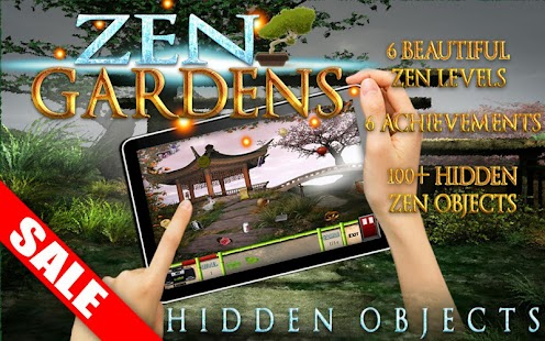 Zen Garden Hidden Objects Game - screenshot thumbnail
