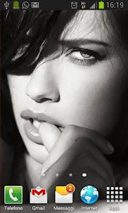 Desktop Rotator Adriana Lima 1 - screenshot thumbnail