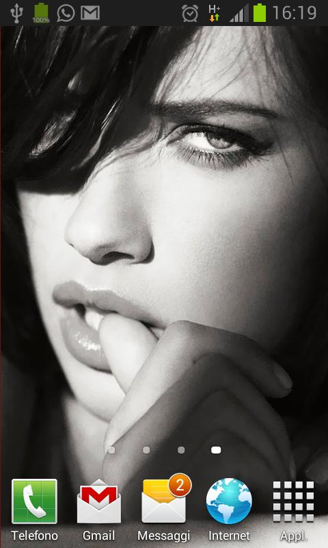 Desktop Rotator Adriana Lima 1 - screenshot