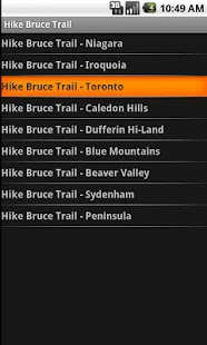 Hike Bruce Trail - screenshot thumbnail