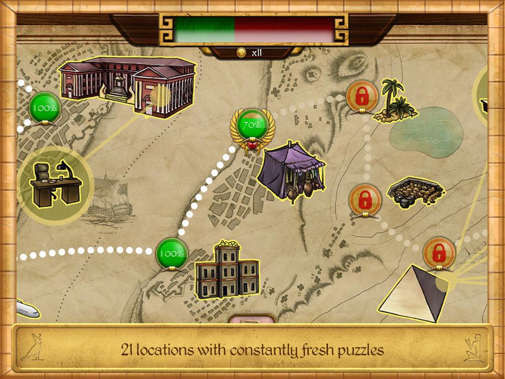 pharaohs golden amulet cheats