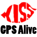 Keep My GPS Alive logo