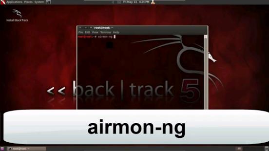 app backtrack 5 video tutorial