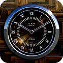 PARIS Designer Clock Widget icon