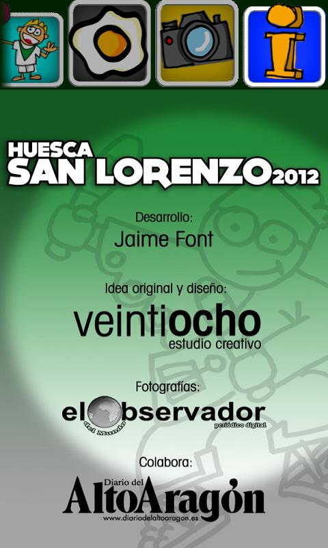 San Lorenzo 2012 - screenshot