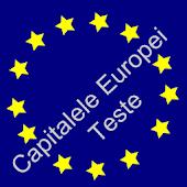 Capitalele Europei Teste