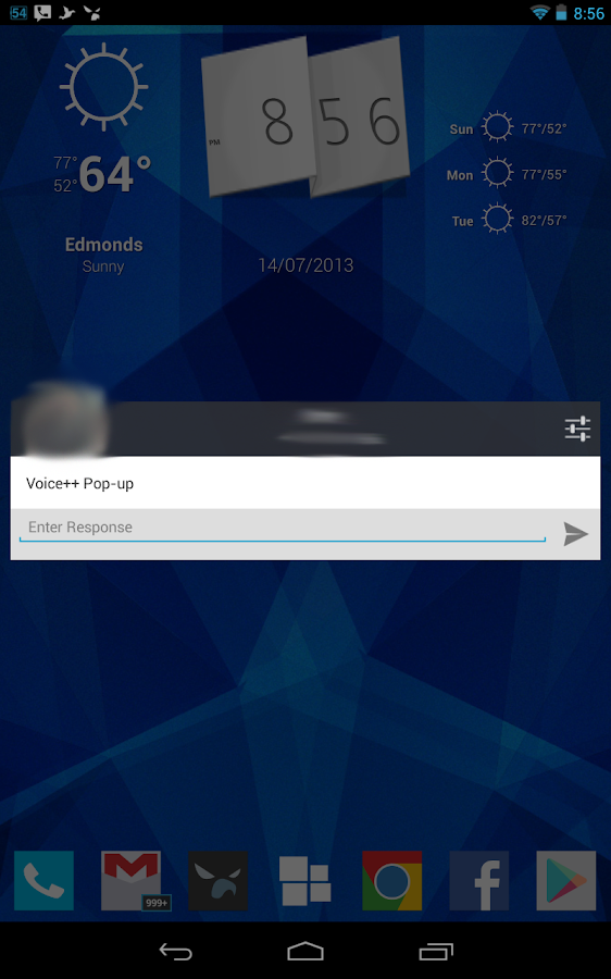 Voice++ - screenshot