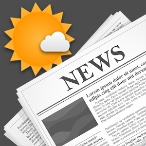 News Paper Weather UCCW skin 個人化 App LOGO-硬是要APP