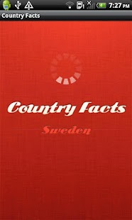 Country Facts Sweden - screenshot thumbnail