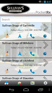Sullivan's Drugs PocketRx - screenshot thumbnail