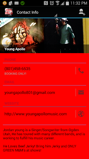 【免費音樂App】Young Apollo-APP點子