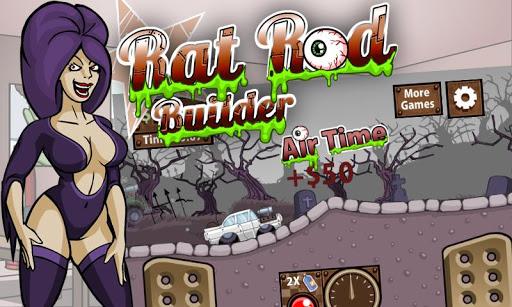 鼠棒 - 熱棒賽車 - 2D racing game