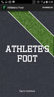 Athlete's Foot- screenshot thumbnail