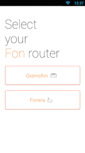 Fon Utility App- screenshot thumbnail
