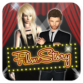 Film Story. Free Movie Dressup