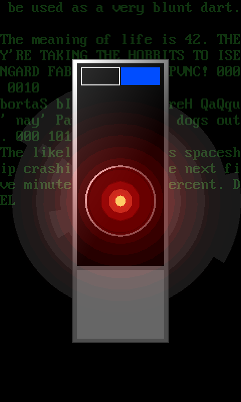 HAL9- screenshot