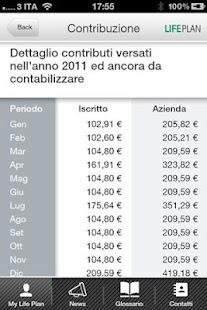FP BNL/BNPP Italia Life Plan- screenshot thumbnail