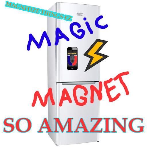 Симулятор магнита
