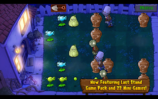 Screenshot of Plants vs. Zombies™