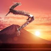 Rising Dragon Scene