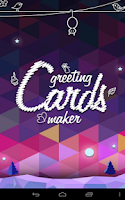 Screenshot of Greeting Cards Maker-Valentine