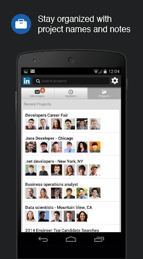 【免費商業App】LinkedIn Recruiter-APP點子