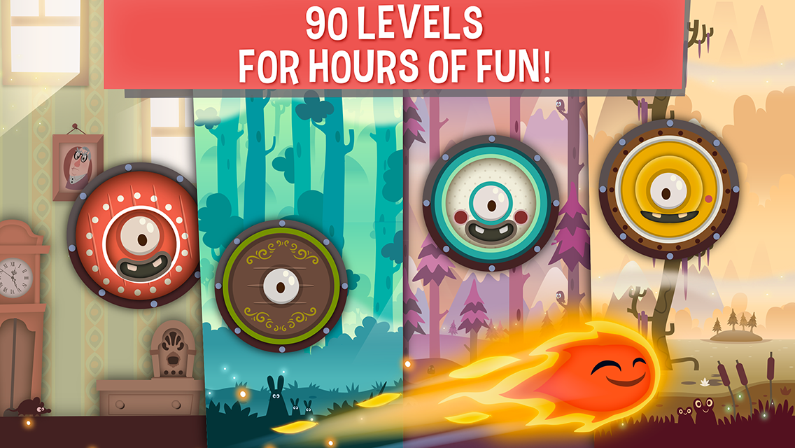 Pyro Jump- screenshot