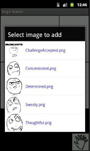 Rage Comic Maker - screenshot thumbnail