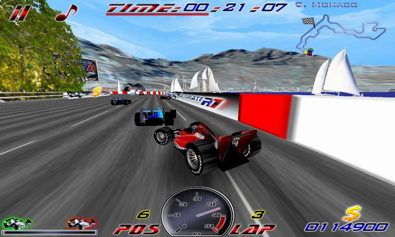 Ultimate R1 Free- screenshot