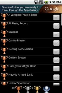 Trophies 4 Yakuza Dead Souls - screenshot thumbnail