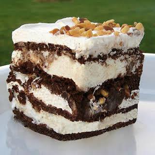 Ice Cream Sandwich Dessert.