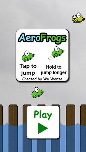 Aero Frogs
