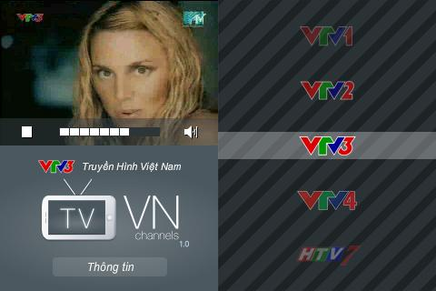 VN Channels - screenshot