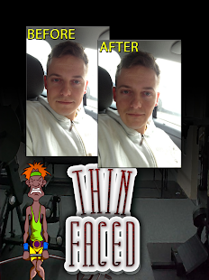 ThinFaced Thin Photo FX Booth- screenshot thumbnail